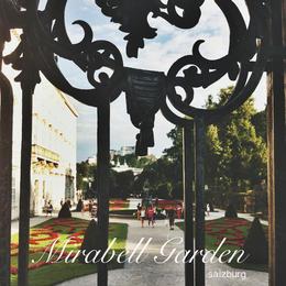 mirabel garden , SARAH A - August 2013
