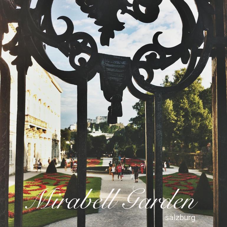 mirabel garden - Salzburg
