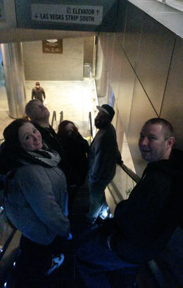 Escalator photos! - January 2015