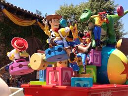 At Disney's California Adventure, World Traveler - June 2012