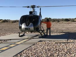 Deluxe Grand Canyon All American Helicopter Tour, Peggy - February 2017