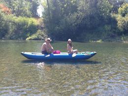 canoe, Casey - September 2013