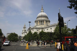 Next stop St Paul's, sarahm - July 2013
