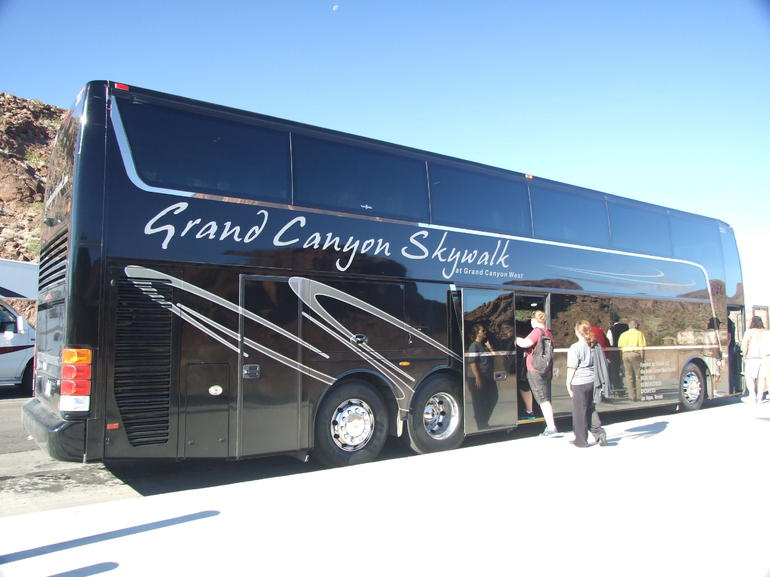 Tour Coach - Las Vegas