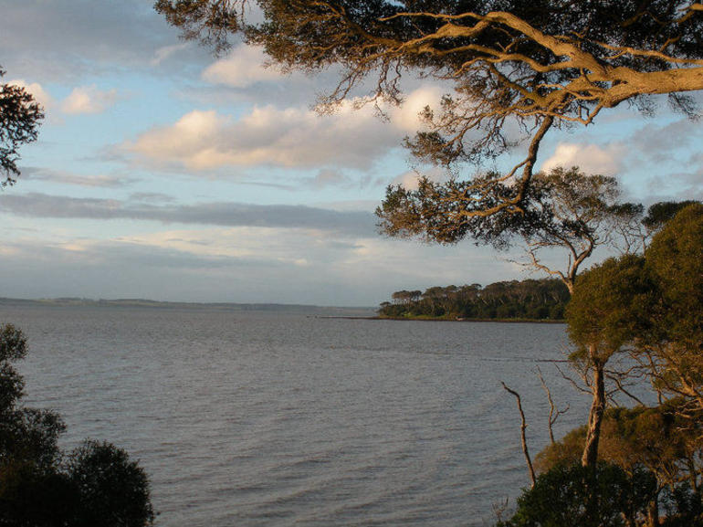 View from my friend's house on Phillip Island, Melbourne - Melbourne