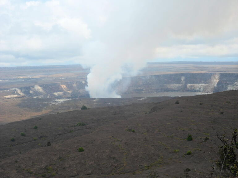 Volcano - Oahu