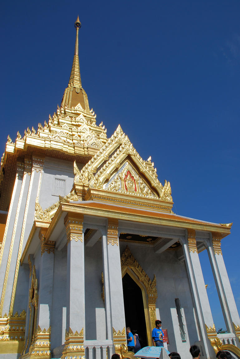 Wat Traimit - Bangkok