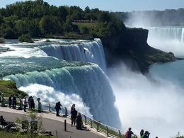 We had the best time ever and were as close as possible to the falls! What a great time. , Judith S - September 2015