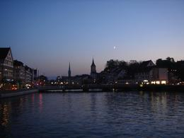 Zurich at dusk., Krishnan Vaitheeswaran - October 2007