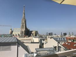 Roof top cafe/bar in Vienna , jenmneve1 - July 2017