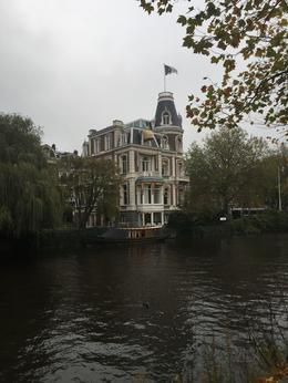 Amsterdam Canal Cruise , GothicCruise - November 2017