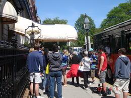 A popular spot! - June 2011
