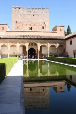 Alhambra gardens, SCV - December 2012