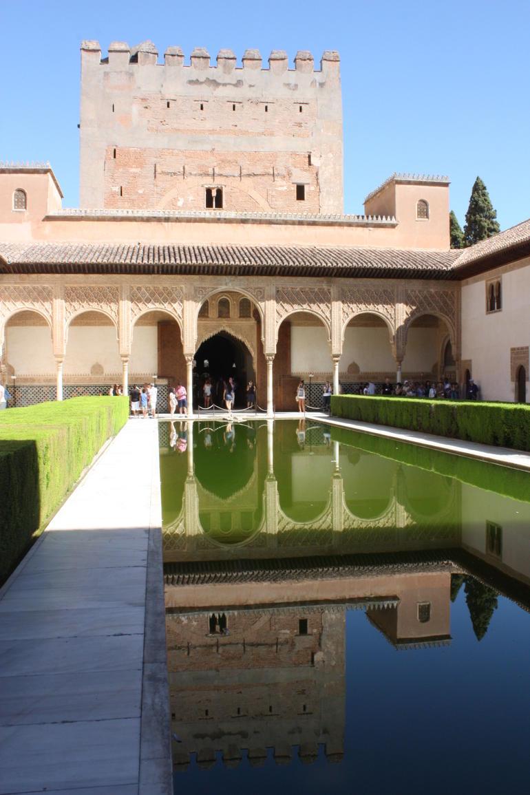 Baño Arabe Hammam Granada:Alhambra Palace Granada