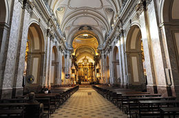 Cathedral Buenos Aires , Evitavive - July 2015