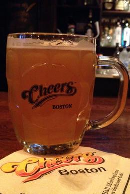 Cheers!, Jules & Brock - July 2012