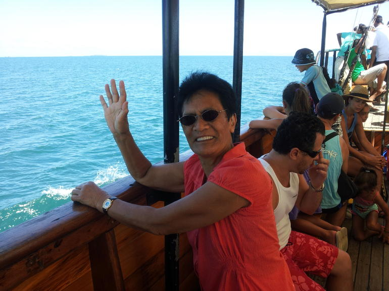 Nadi Tivua Island Day Cruise Including Snorkeling and BBQ Lunch photo 23