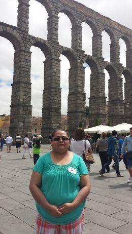 Disfrutando de unas merecidas vacaciones. , Martha M - August 2015