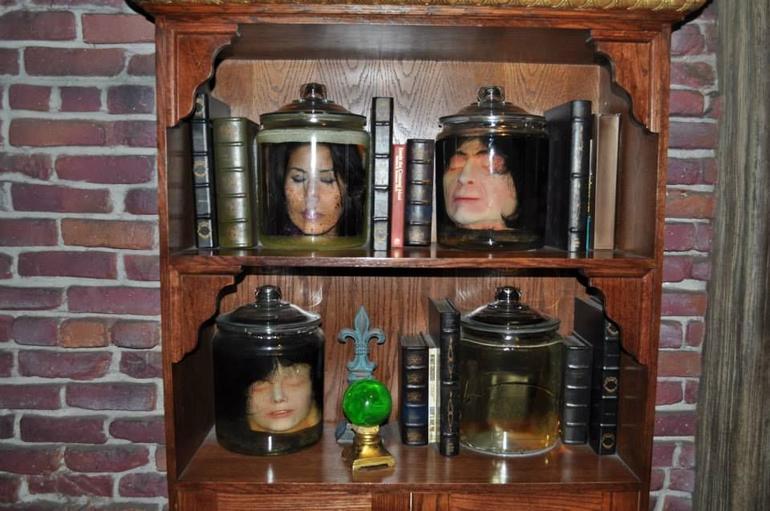 face jar - New York City