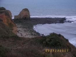 One of the American landing beaches., Fabian B - January 2008