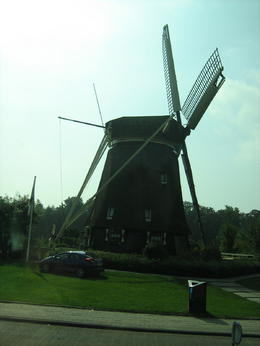 Windmill in Amsterdam , Dianne S - September 2012