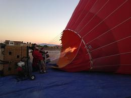 Inflating the Balloon, Krystal W - September 2014