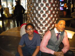Hanging with the Fresh Prince..., Rose - May 2012