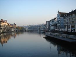 Limmat River in Zurich., Krishnan Vaitheeswaran - October 2007