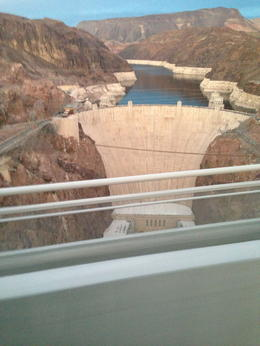 Hoover Dam , Erue - January 2013