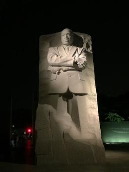 On the Monuments by Moonlight Electric Cart Tour , Jack R - August 2016
