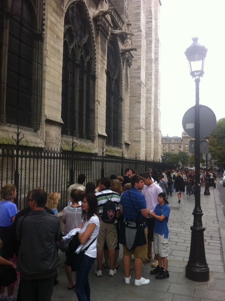Notre-Dame Cathedral - Paris