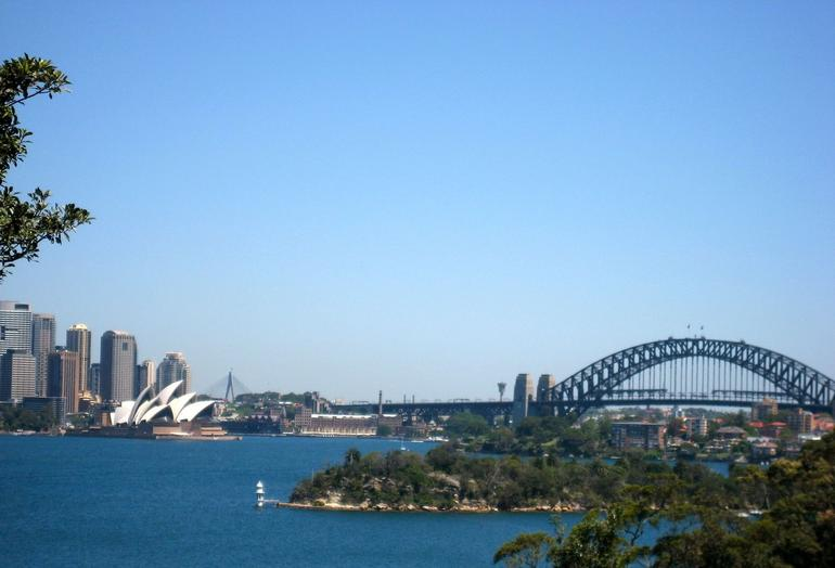 Opera and bridge - Sydney