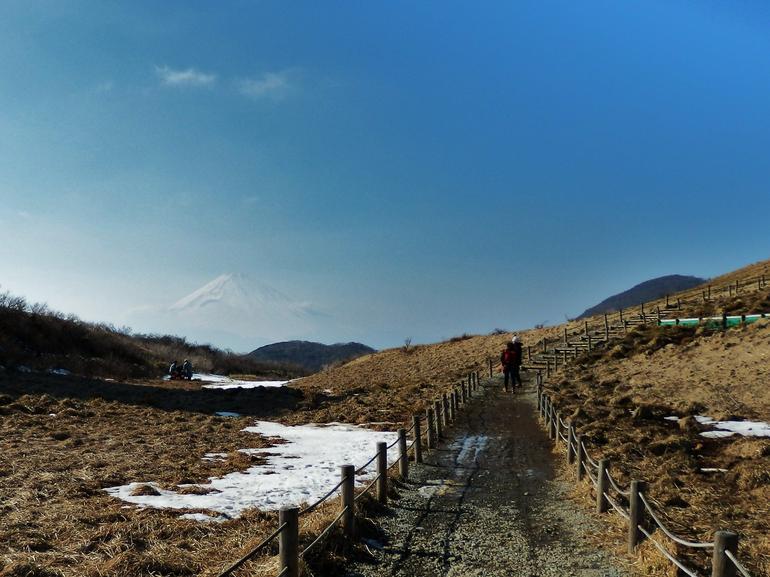 Our beautiful day trip to Mt Fuji - Tokyo