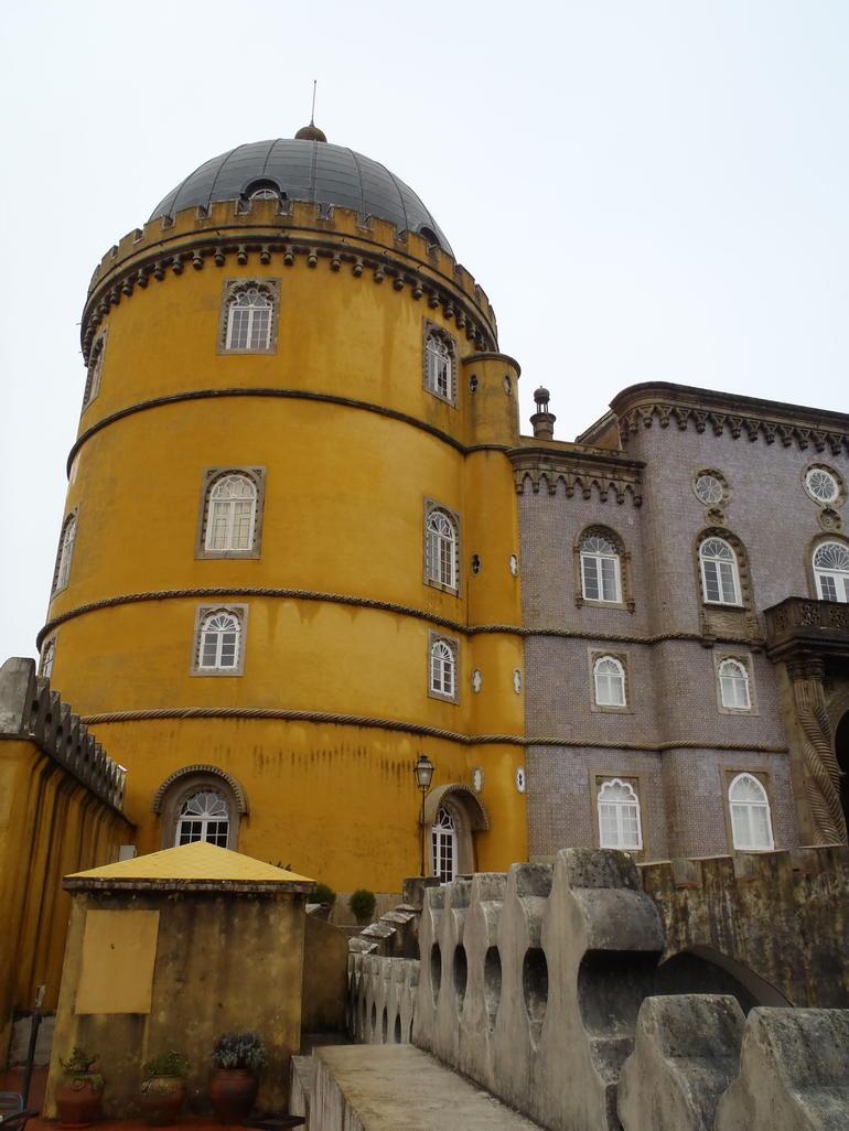 Palacio de Pena, Sintra - Lisbon
