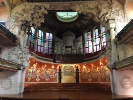 Main concert hall, SCV - December 2014