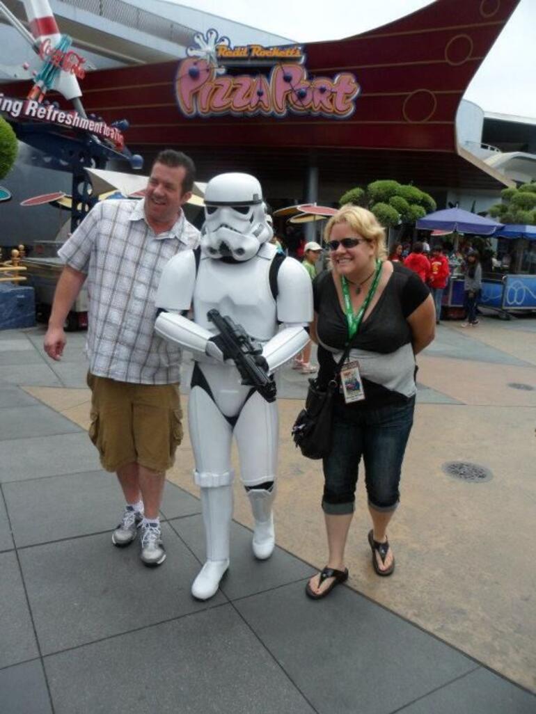 Stormtrooper - Anaheim & Buena Park