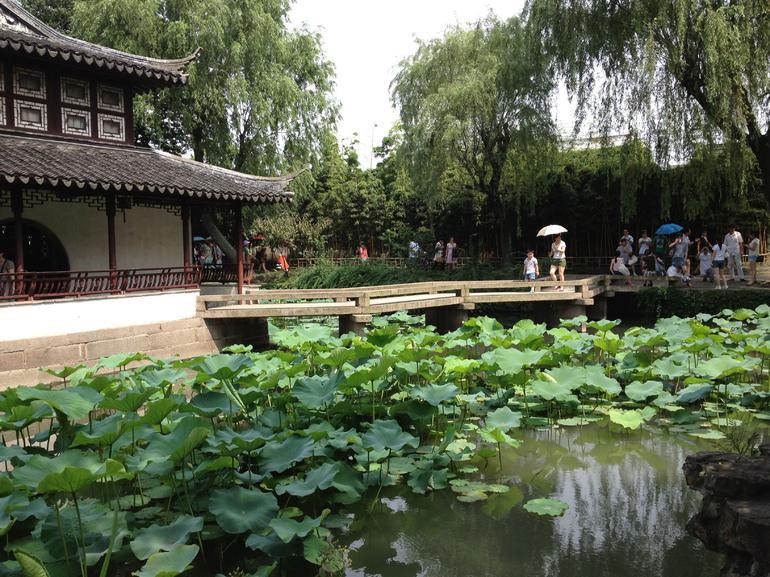 Suzhou Garden - Shanghai