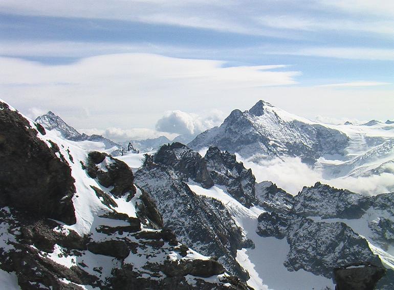 The Alps - Zurich