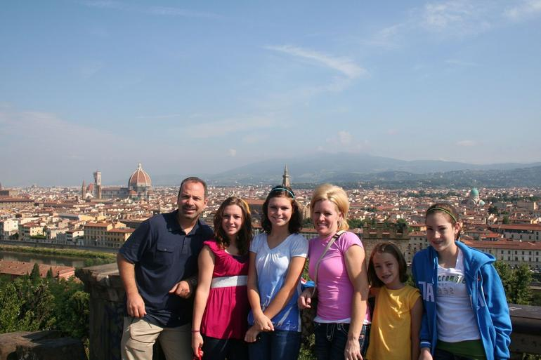 The Gambo Gang in Florence - Florence