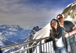 Top of Titlis , Christopher G - May 2014