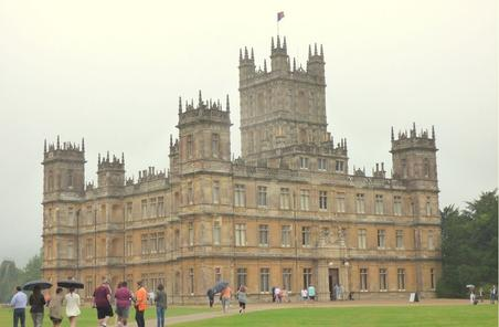 Downton abbey and oxford tour from london including highclere castle 2017 - Chateau downton abbey ...