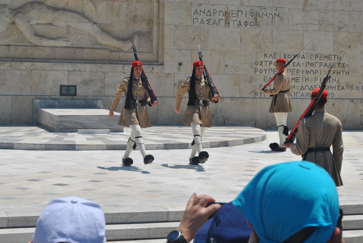 MÁS FOTOS, Recorrido privado: Puntos de interés de la ciudad de Atenas, incluida la Acrópolis de Atenas