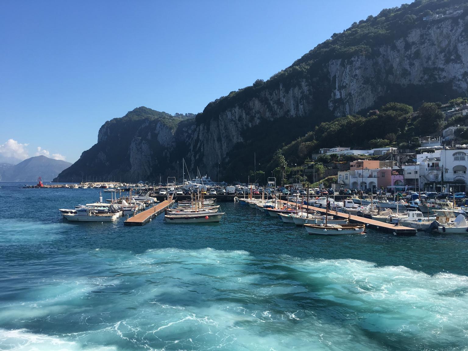 "7 Days. Rome 4* I Sorrento 4* ""with tours to Capri & Amalfi Coast"""