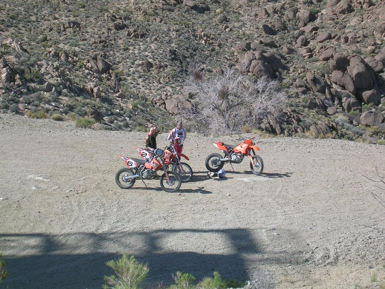 Hidden Valley and Primm Extreme Dirt Bike Tour photo 39