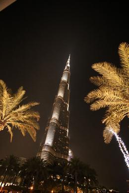 Burj Khalifa bei Nacht , Eckhardt M - May 2013