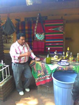 Our guide here was explaining that many of the drinks are helpful for those of us who need some stimulation for late evening activities or as he put it Chaca Chaca baby. , Thao E - November 2012