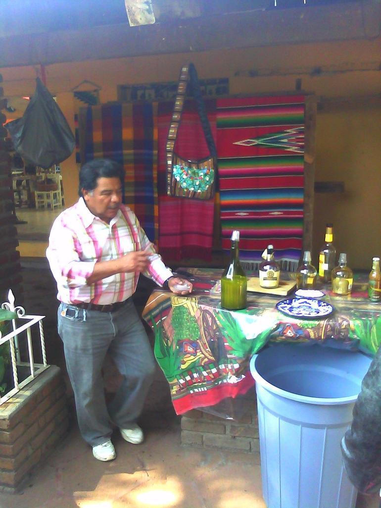 Chaca Chaca Baby - Mexico City