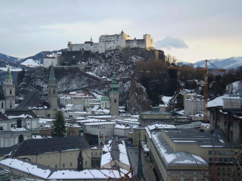 city view - Salzburg