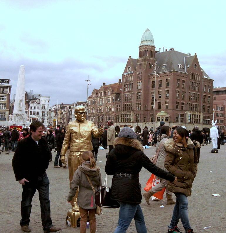 Dam Square - Brussels