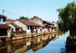 Fengjing Watertown - June 2012